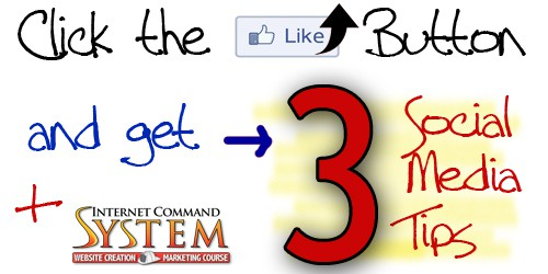 How to create a facebook reveal page