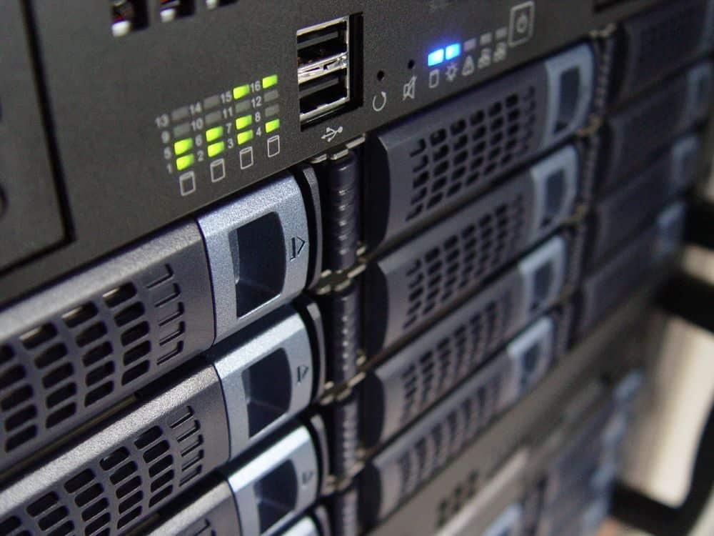 Website hosting explained