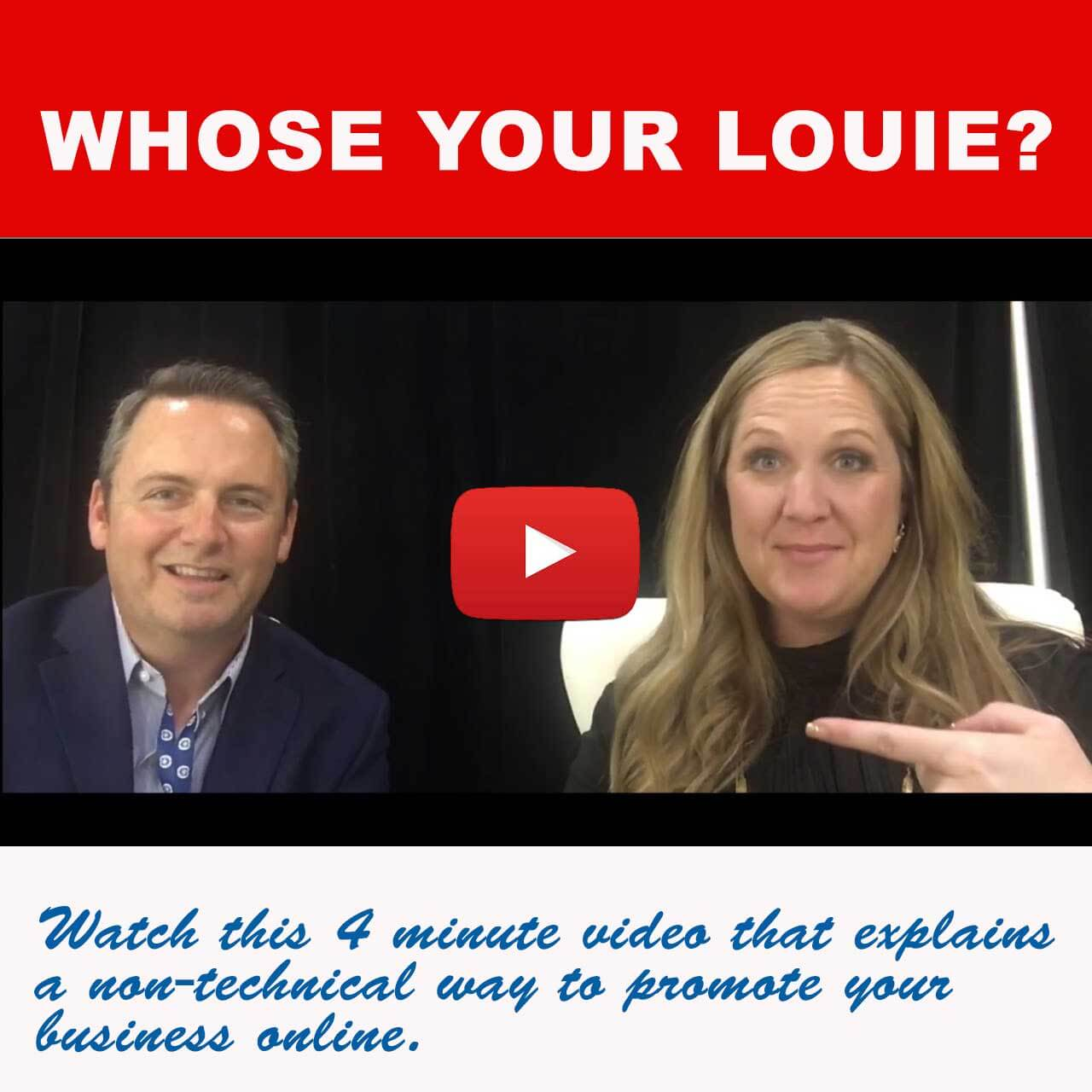 "Who's Your ""Louie""? 